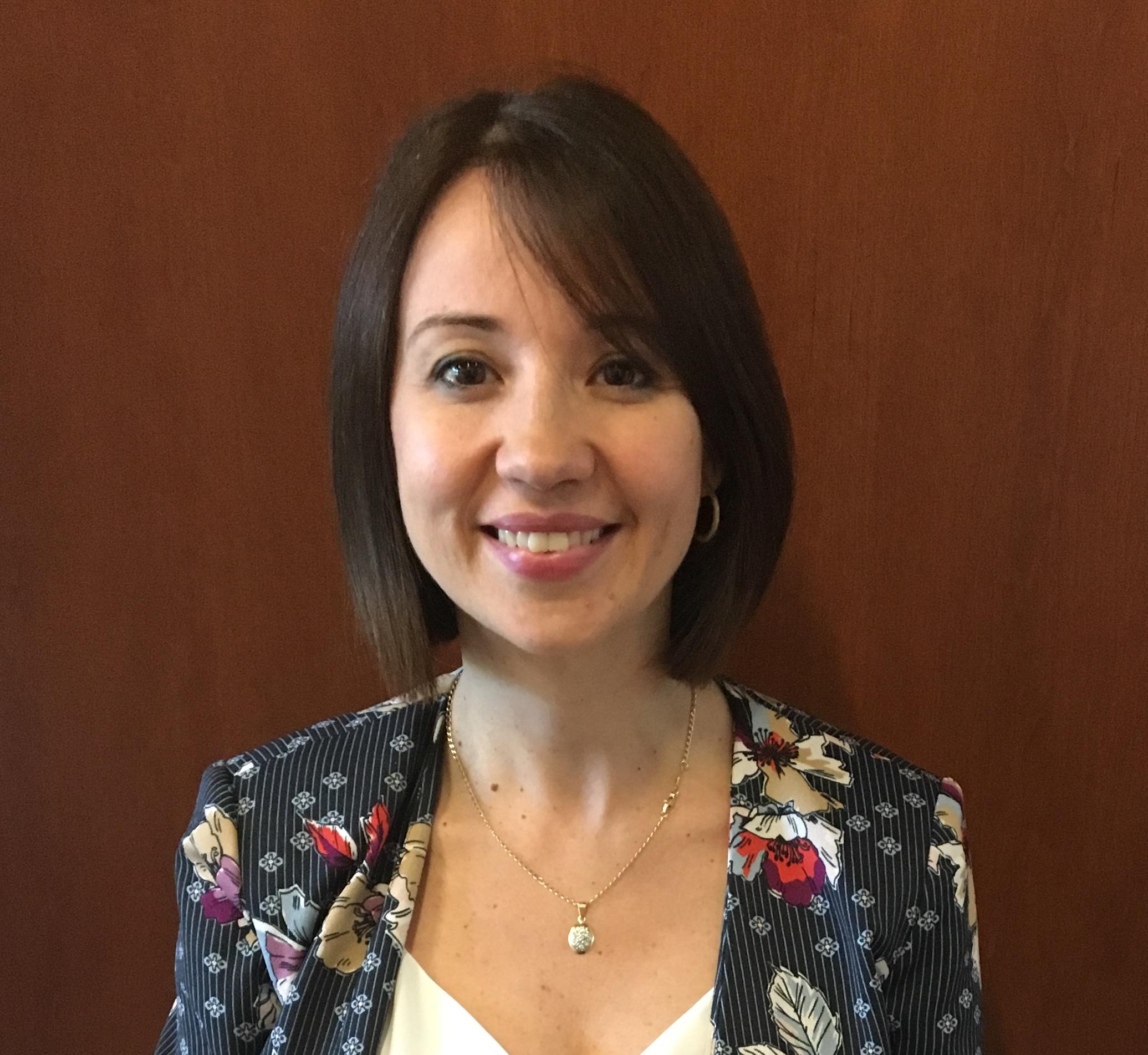 Dr. Katina Tzanetos, Wightman-Berris Academy Director